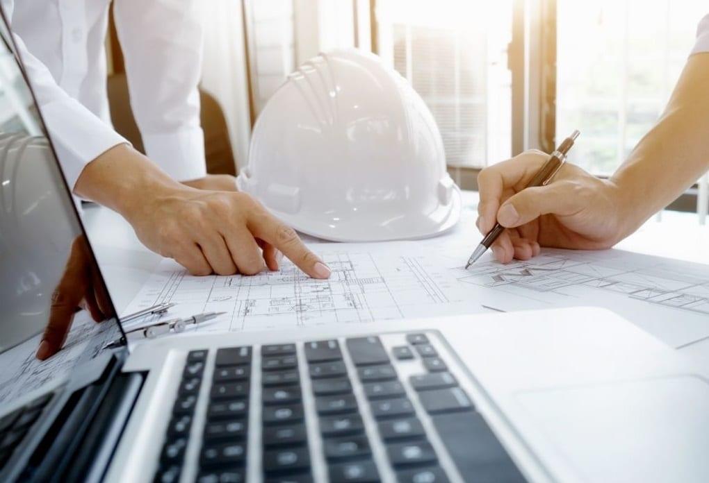 Neubau und Planung